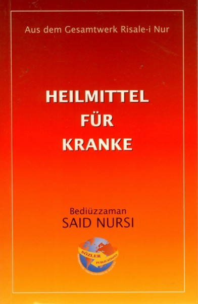 Heilmittel Für Kranke (Hastalar Ris.-o.boy-k.kapak); Almanca