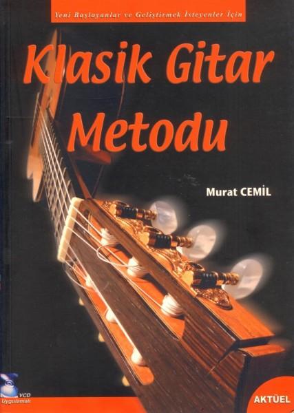 Klasik Gitar Metodu + CD