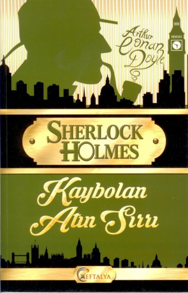 Sherlock Holmes Kaybolan atin sirri