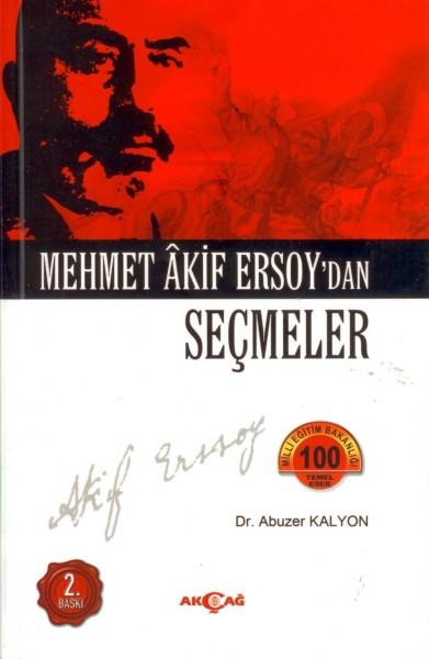 Mehmet Akif Ersoydan secmeler