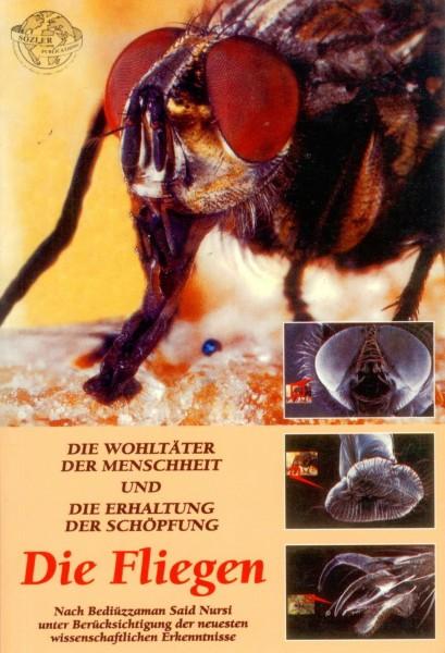 Die Fliegen (Sinek Risalesi-o.boy-k.kapak); Almanca
