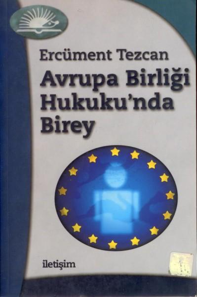 Avrupa Birligi Hukuku'nda Birey