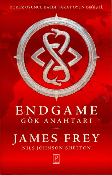 Endgame - Gök Anahari 2. Kitap