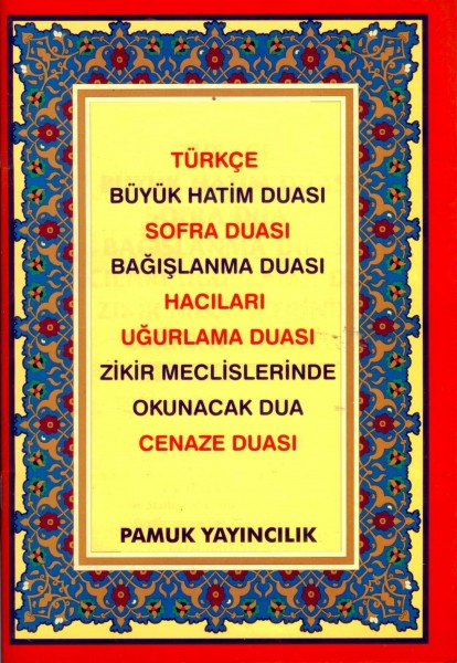 Türkce Büyük Hatim Duasi