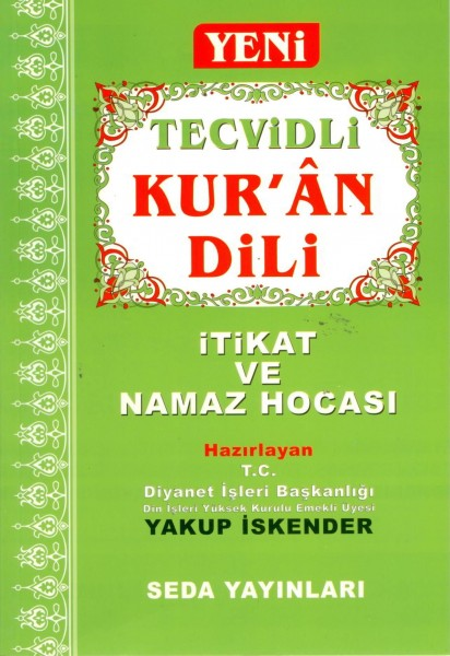 Tecvidli Kuran Dili itikat ve Kuran Dili