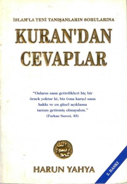 KURANDAN CEVAPLAR-BEYAZ