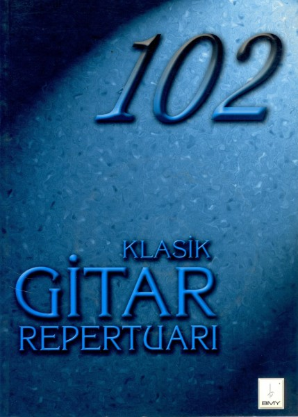 102 Klasik Gitar Repertuari (cd'li)