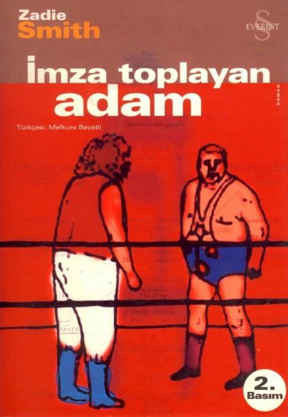 Imza Toplayan Adam