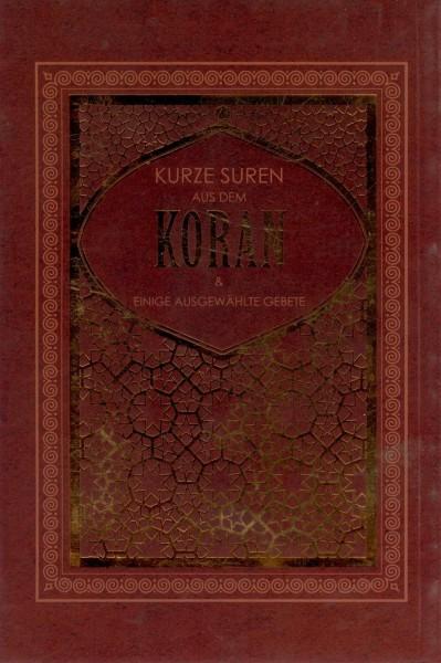 Kurze Suren aus dem Koran (Mealli Kisa Sureler ve Dualar)