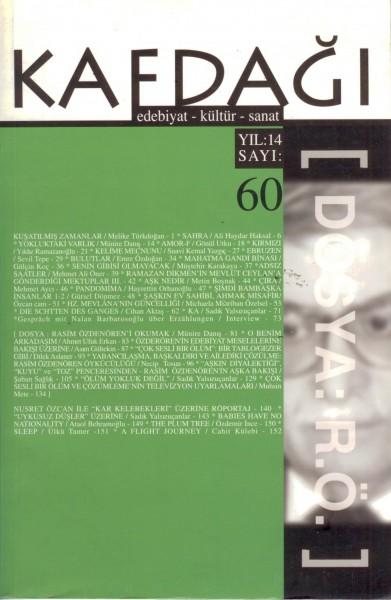 Kafdagi Edebiyat- Kültür- Sanat 60